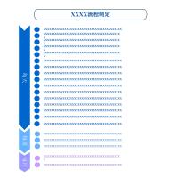 流程制定模板